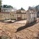 Espaço 250 Anos: limpeza de terreno do antigo centro de saúde já está concluída