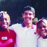 Pitta relembra oportunidades em treinos com Guga e Irmãs Willians