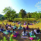 Yoga para Todos será realizado no dia 4 de agosto, no zoológico