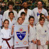Equipe de judô conquista nove medalhas em torneio realizado em Mogi Guaçu