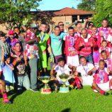 Vila Dias aplica goleada e é campeã da primeira edição da Copa Zona Leste
