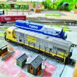Ferromodelismo: 2ª mostra ocorre neste sábado, em Mogi Guaçu