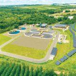 Sesamm inaugura a primeira usina fotovoltaica do Brasil para tratar esgoto