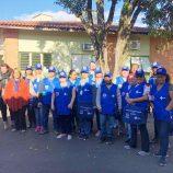Agentes Comunitários de Saúde recebem novos uniformes e materiais