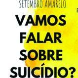 Biblioteca Pública Municipal tem roda de conversa sobre suicídio
