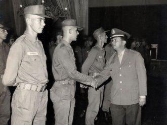 Recordações de Maurinho: Eudes Vieira, o bom  comandante do TG 29