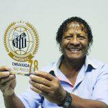 Zé Roberto Januário é homenageado por título do Campeonato Paulista de 1978