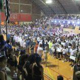 Tucurão foi sede da abertura dos Jogos Escolares de Mogi