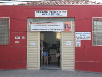 Cartório Eleitoral realiza cadastramento biométrico no shopping, no Guaçu