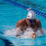 Conrado mais uma vez entre os melhores nadadores do Brasil