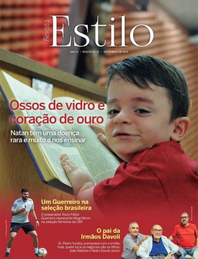 Revista Estilo - Edição 12