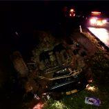 Mulher morre em acidente de carro, no sábado, na Rodovia SP-340