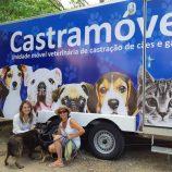 Mogi Mirim ganha castromóvel para controle da população de cães e gatos