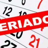 Ano novo terá 11 feriados nacionais em dias de semana e podem ser emendados
