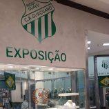 Atlético Guaçuano promove exposição pelos 90 anos
