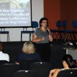 Alimentação Escolar é tema de debate em encontro na Estação Educação