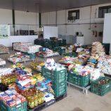 Prefeitura arrecada alimentos, produtos de limpeza e de higiene