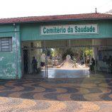 Cemitério Municipal está preparado para receber visitação no Dia dos Pais