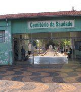 Cemitério Municipal da Saudade estará aberto neste sábado e domingo