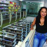 Uma biblioteca para cuidar (e amar)! Ângela Soares Rocha é bibliotecária de Mogi Mirim