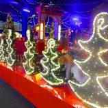 Parque da Expoflora transforma-se em reino mágico do Natal