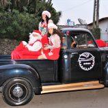 Chegada do Papai Noel será nesta 2ª-feira, às 19h, na Praça Rui Barbosa
