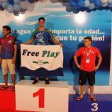 Conrado leva 4 ouros e bate recorde sulamericano