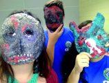As máscaras de Halloween e a oportunidade de aprender algo