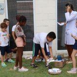 Rede Lucy Montoro recebe alunos de Emeb e trabalha ações de acessibilidade