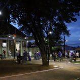 Praças Tiradentes e Itapira recebem 77 luminárias LED por R$ 193,8 mil