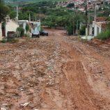 Obras de asfaltamento no Parque das Laranjeiras vão ficar paradas por 20 dias