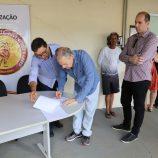 Contrato para a reforma do NIAS é assinado; Obras vão custar R$ 454,9 mil