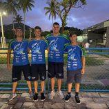 Free Play coloca nadador na 5ª posição do Brasileiro Juvenil