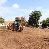 Prefeitura de Mogi Mirim inicia obras de construção de novo Cempi no Pq. Real
