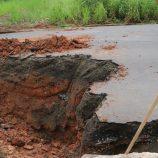 CNB declara situação de emergência em áreas afetadas por chuvas