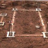 Obras da ETA do Residencial do Bosque estão na fase estrutural de fundação
