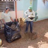 Força-tarefa realiza limpeza nas escolas municipais antes do retorno às aulas, no dia 3