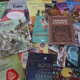 Secretaria de Educação entrega às bibliotecas de Emeb's 1.760 novos livros