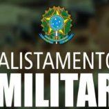 Prazo de alistamento para o serviço militar obrigatório prorrogado até  setembro