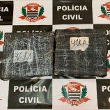 Polícia Civil apreende 76 kg de maconha na Rua do Tucura e prende suspeitos