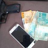 ÚLTIMA HORA: Acusado de roubos a residências preso durante fuga da polícia