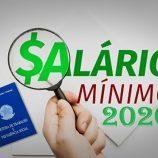 Salário mínimo vai a R$ 1.045; revisão foi aprovada esta semana pelo Congresso