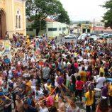 Carnaval começa com cortejo pelo Centro e terá Concurso de Fantasias Infantis dia 25