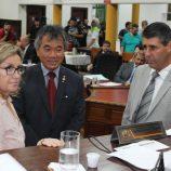 Setoguchi, Maria Helena e Magalhães vão compor CP contra Samuel Cavalcante