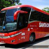 Viação Santa Cruz inaugura nova operação sem passar por Campinas no dia 29