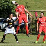 Domingo de semifinais da Copa de Futebol Rural em Mogi