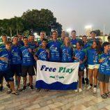 Free Play fatura 32 medalhas em Torneio Regional