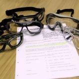 Prefeitura recebe doação de óculos de proteção para profissionais da Saúde