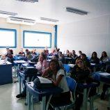 Saúde faz parceria com o CEBE e conscientiza jovens sobre prevenção de doenças