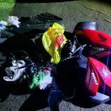 Força Tática detém ladrões de moto